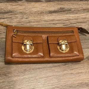 Marc Jacobs Leather Wallet/Clutch